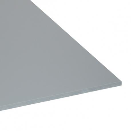 plaque carr e 250mm en pvc gris neo3plus. Black Bedroom Furniture Sets. Home Design Ideas