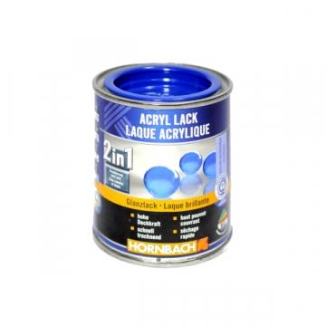 Peinture bleu océan 125mL
