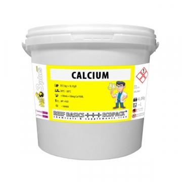 Sel sans chlorure pour m thode balling calcium for Calcium plus pour piscine