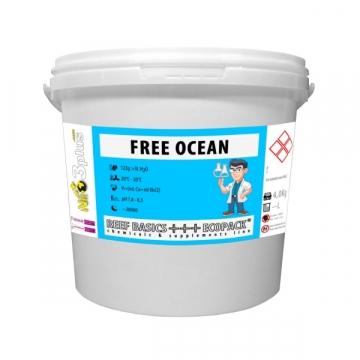 Sel sans chlorure (FREEOCEAN) ECOPACK 4Kg