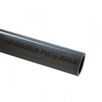 Tube PVC-U pression D25mm