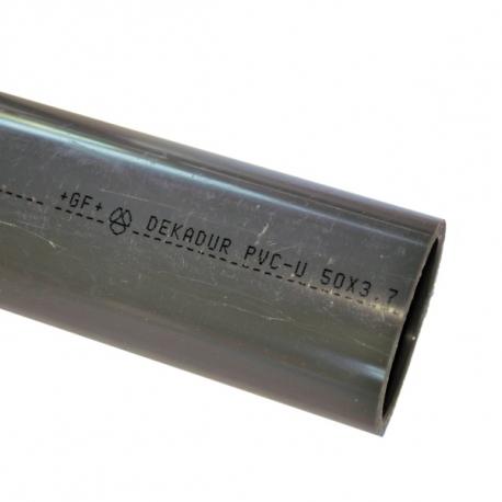 Tube PVC-U pression