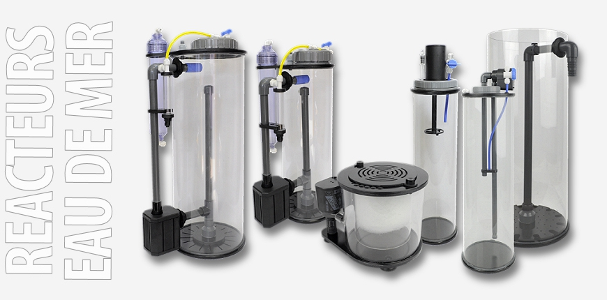 réacteurs eau de mer