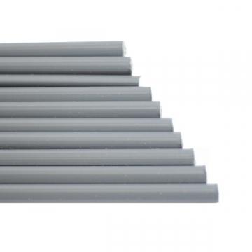 Baguettes de soudure PVC bombées 5/3/3mm