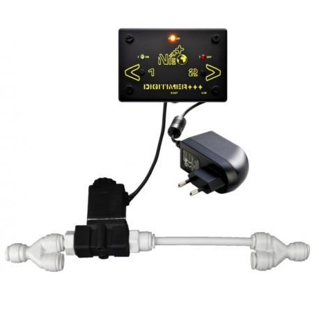 By-pass de rinçage automatique de membrane d'osmose