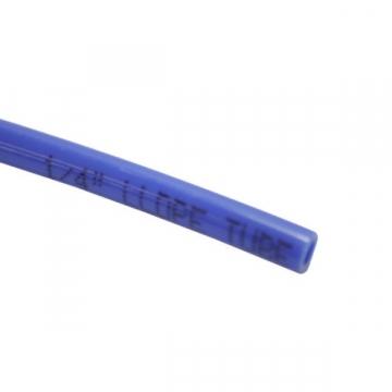 "Tuyau 1/4"" bleu pour osmoseur"