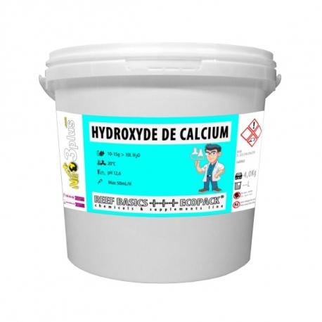 Hydroxyde de calcium ECOPACK 4Kg