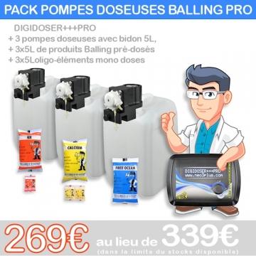 Pack DIGIDOSER+++PRO Balling PRO 5L