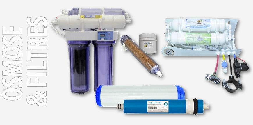 osmose et filtres